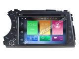 Huit Witson Core Android 8.0 voiture DVD pour Ssangyong/Korando/Action/Cyron/Actyon Sports 1080P 4G ROM écran tactile 32 Go ROM écran IPS