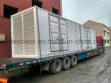 750kVA/600kw 20FT containerisierte Generator-Pflanze mit MTU Cummins-Perkins