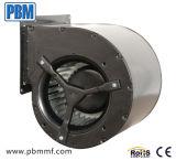 48 В постоянного тока на входе два отсека для белка Центробежный вентилятор с 146 мм крыльчатка