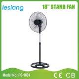 """Heiß-Verkäufe Standplatz-Ventilator des konkurrenzfähigen Preis-18 """" mit Rad-Unterseite (FS-1801)"""