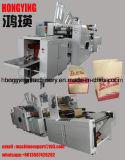 Sacco di carta dell'alimento che fa macchina con l'unità del pollice