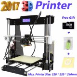 Anet 자유로운 필라멘트를 가진 최신 판매 Fmd A8 A6 E10 E12 3D 인쇄 기계