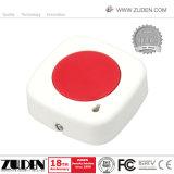 Botón de emergencia con cable alarma sos