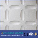 El panel de pared de madera interior de Deco 3D de la venta caliente