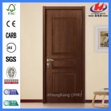 Pin clair Prehung simple 24 portes de mélamine en bois solide de pouce