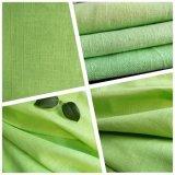 의복, 여자 t-셔츠, 치마, 코팅, 베개, 소파, 테이블 피복, 예술 피복 etc.를 위한 리넨 직물, 리넨 면, 가정 직물,