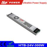24V 12A 300W ultradünne Stromversorgung für das Bekanntmachen des hellen Kastens