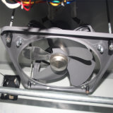 フルオートマチックのマイクロコンピューターのハ虫類の卵の定温器のキャビネット機械
