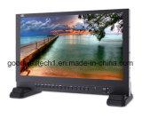 """IPS 4K UHD 3840X2160 4xhdmi 3G SDI Quad Split дисплей 17,3"""" ЖК-дисплеем TFT с диагональю широковещательной рассылки"""