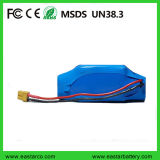 10s2p 4.4ah 158WH Hoverboard Li-ion аккумулятор 36V 4400Мач литиевых аккумуляторных батарей