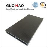 Pultruded Corrosion-Resistant высокой прочности трубы прямоугольного сечения из волокнита (GH J001)