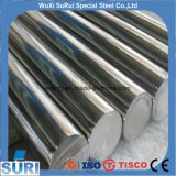 2b Staaf van het Roestvrij staal van Ba de Spiegel Geborstelde Gebeëindigde/Staaf de van uitstekende kwaliteit van het Roestvrij staal