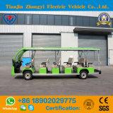Neues Batterieleistung-besichtigenauto des Entwurfs-17 der Sitz72v für Touristen mit Cer-Bescheinigung