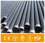 tubo de acero suave de la autógena ERW del tubo de acero del diámetro de 200m m