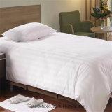 고급 호텔 공단 줄무늬 베개는 침대 시트 깃털 이불 덮개를 Shams