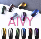 LED UV ongles Beauté de la Cat Eye Gel ongles polonais