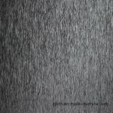 黒いシュニールの平野のソファーファブリック(FTH31118)
