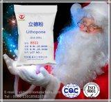 Litopone branco B311 do pigmento 28-30% da pintura do pó da boa qualidade