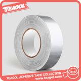 cinta adhesiva coloreada 50m m del paño, cinta del conducto del paño