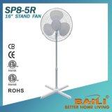 12 Zoll-elektrischer Standplatz-Ventilator für Haushalts-Gebrauch