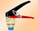 Клапан для CO2 огнетушитель (13800)