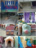 Utilisé dans le matériel extérieur de glissière de jeu d'école fabriqué en Chine