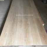 14mm a chaulé le plancher de Harwood conçu par chêne UV de laque balayé par fil