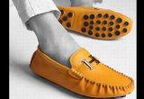 De Schoenen van Doug van de Schoenen van het Comfort van de Schoenen van het Leer van de Mensen van de manier (FTS1020-12)