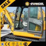 Xcm安い価格の小型クローラー掘削機Xe40