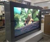 Montage mural 46pouces grand écran LCD de la publicité de plein air de la signalisation numérique