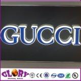 3D 채널 편지 사업 Signage와 옥외 방수 LED 표시