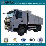Sinotruk HOWO A7 6X4 371HPのダンプトラックのダンプカートラックのトラクター