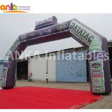 Ballon gonflable OEM Bienvenue Arch Arche de l'oeil pour l'extérieur