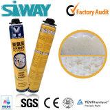 Hochwertiger feuerfester Aufbau PU-Schaumgummi-Spray