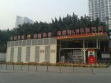 Bewegliche LNG Tankstelle der berühmten Marken-