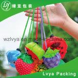 Sac d'emballage promotionnel d'achats de polyester durable amical d'Eco de vente en gros de fournisseur de la Chine