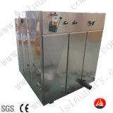 Beste Kinetik-Vorderseite-Eingabe-Waschmaschine 50kgs durch Heißwasser-Heizung