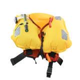 安く沿岸に4季節の手動膨脹可能な救命胴衣