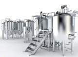 20bblステンレス鋼のマイクロビール醸造所ビール醸造装置
