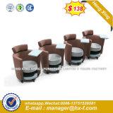Hotel de lujo Restaurante Club alta Barstool muebles sofá o silla (HX-SN8062)