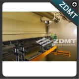 Placa hidráulica que dobla el freno de la prensa del CNC