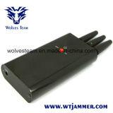 tot 6 Meters strekken zich de Draagbare Stoorzender van de Telefoon van de Cel (uit GSM, CDMA, DCS, PHS, 3G)