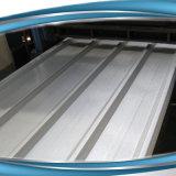 Bauvorhaben-gewölbtes Zink-Beschichtung-Stahldach-Bedecken