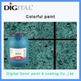 Composant unique Revêtement coloré de haute qualité de la peinture acrylique