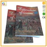 Service d'impression original Softcover bon marché de livre (OEM-GL007)