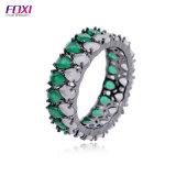 De in het groot Ring van de Partij van het Zirconiumdioxyde van het Ontwerp van de Manier van de Juwelen van Vrouwen Kleurrijke