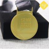 Creatore su ordinazione della medaglia del metallo della corsa di sport del premio dell'oro di alta qualità