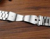 Stevig Roestvrij staal 3 van de vervanging de Band van het Horloge van Parels voor Reeks 1 2 van het Horloge van de Appel de Riem van 3 Pols voor het Horloge Iwatch van de Appel 38mm 42mm met de Greep van de Plaatsing