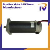 Motor de la C.C. del cepillo de la eficacia alta P.M. para la industria