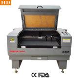 Machine 9060 van de Graveur van de Laser van de Ambachten van de Giften van het document